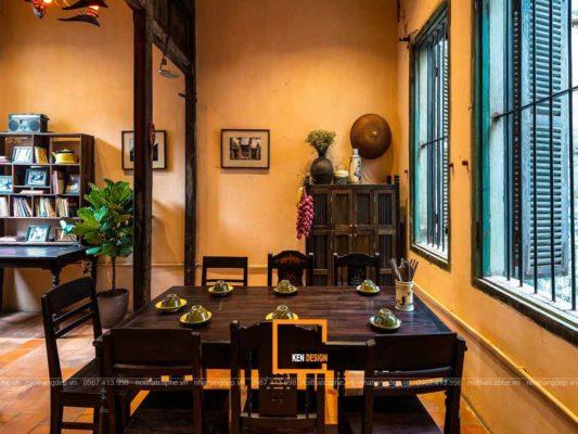 bi quyet thi cong nha hang truyen thong cuon hut 3 533x400 - Bí quyết thi công nhà hàng truyền thống cuốn hút