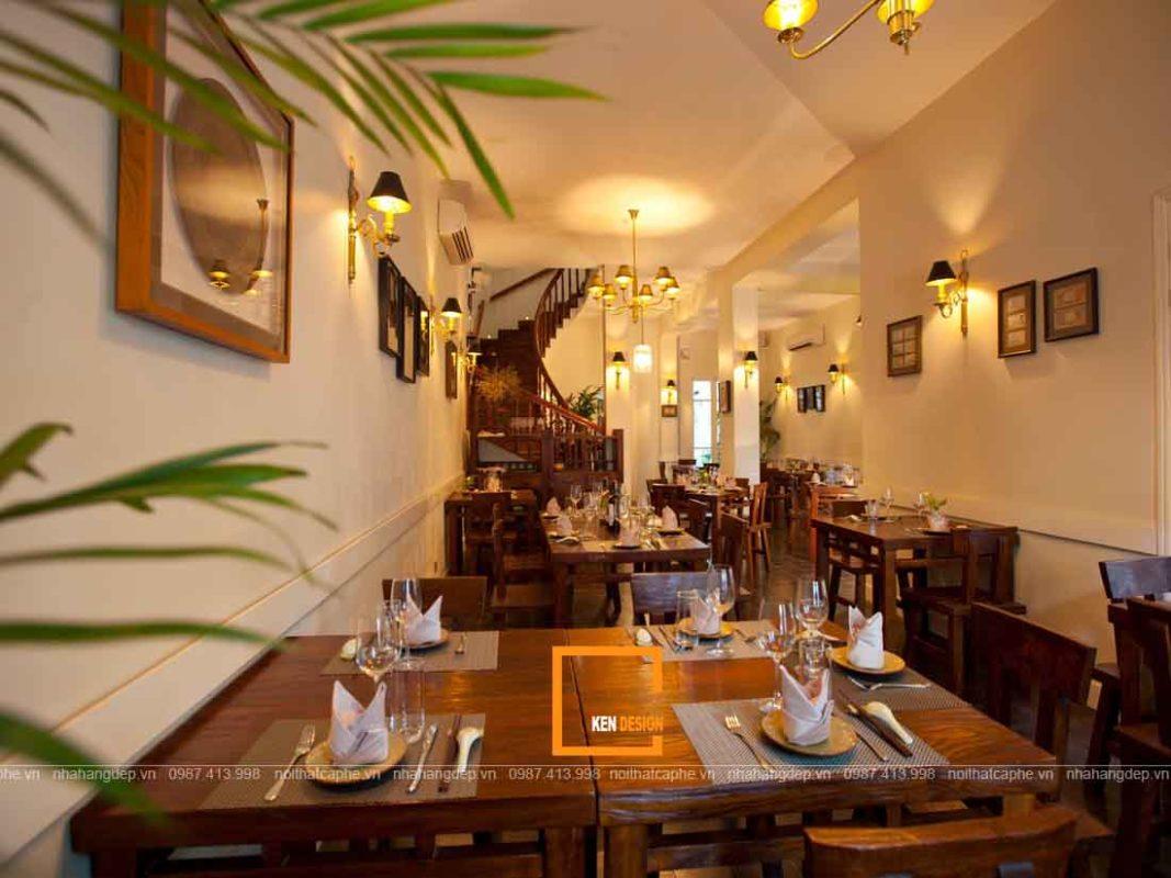bi quyet thiet ke nha hang tai ha noi thanh cong 4 1067x800 - Bí quyết thiết kế nhà hàng tại Hà Nội thành công