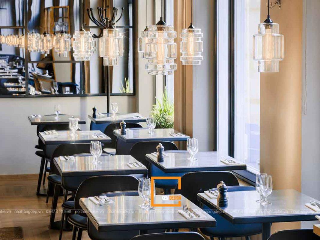 cac mau thiet ke nha hang hien dai va sang trong 1 1067x800 - Các mẫu thiết kế nhà hàng hiện đại và sang trọng
