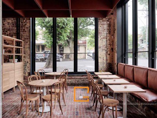 diem danh cac mau thiet ke quan an sieu hut khach 1 533x400 - Điểm danh các mẫu thiết kế quán ăn siêu hút khách