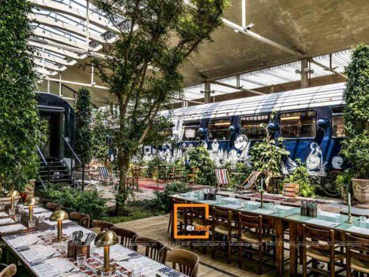 loi khuyen toi chu dau ve cach thiet ke nha hang san vuon 1 533x400 - Lời khuyên tới chủ đầu về cách thiết kế nhà hàng sân vườn