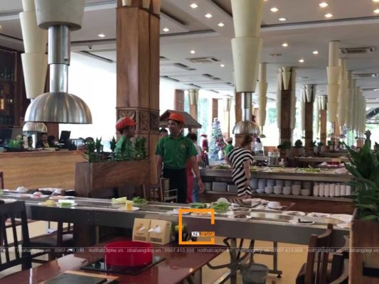 nha hang lau 1 533x400 - Giới thiệu 4 mẫu thiết kế nhà hàng lẩu hot nhất hiện nay