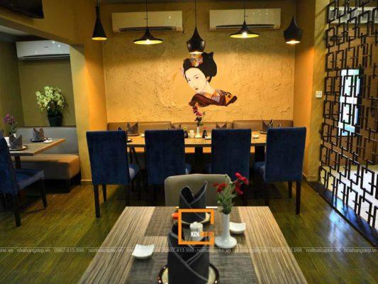 sai lam khi thiet ke nha hang kieu nhat khong phai ai cung biet 4 533x400 - Sai lầm khi thiết kế nhà hàng kiểu Nhật không phải ai cũng biết
