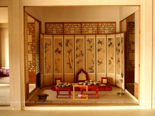 thiet ke nha hang han quoc truyen thong van nguoi me 4 533x400 - Thiết kế nhà hàng Hàn Quốc truyền thống vạn người mê