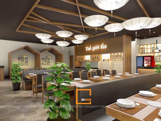 thiet ke nha hang lau 5 533x400 - Phương pháp thiết kế nhà hàng lẩu đẹp, khoa học