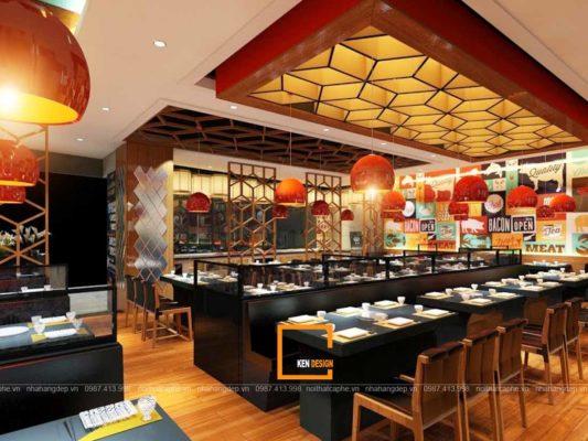 thiet ke nha hang lau nuoc 5 1 533x400 - Cần làm gì để thiết kế nhà hàng lẩu nước ấn tượng?