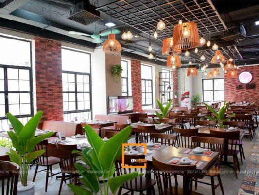 thiet ke nha hang lau nuoc 5 533x400 - Tư vấn thiết kế nhà hàng lẩu nước đẹp, ấn tượng