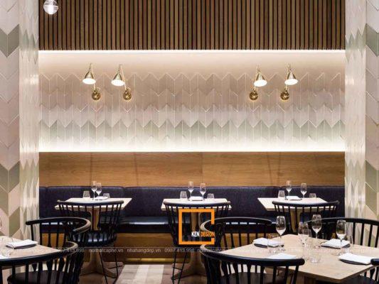 thiet ke nha hang phong cach hien dai net dep cua su tuoi moi 3 533x400 - Thiết kế nhà hàng phong cách hiện đại - nét đẹp của sự tươi mới