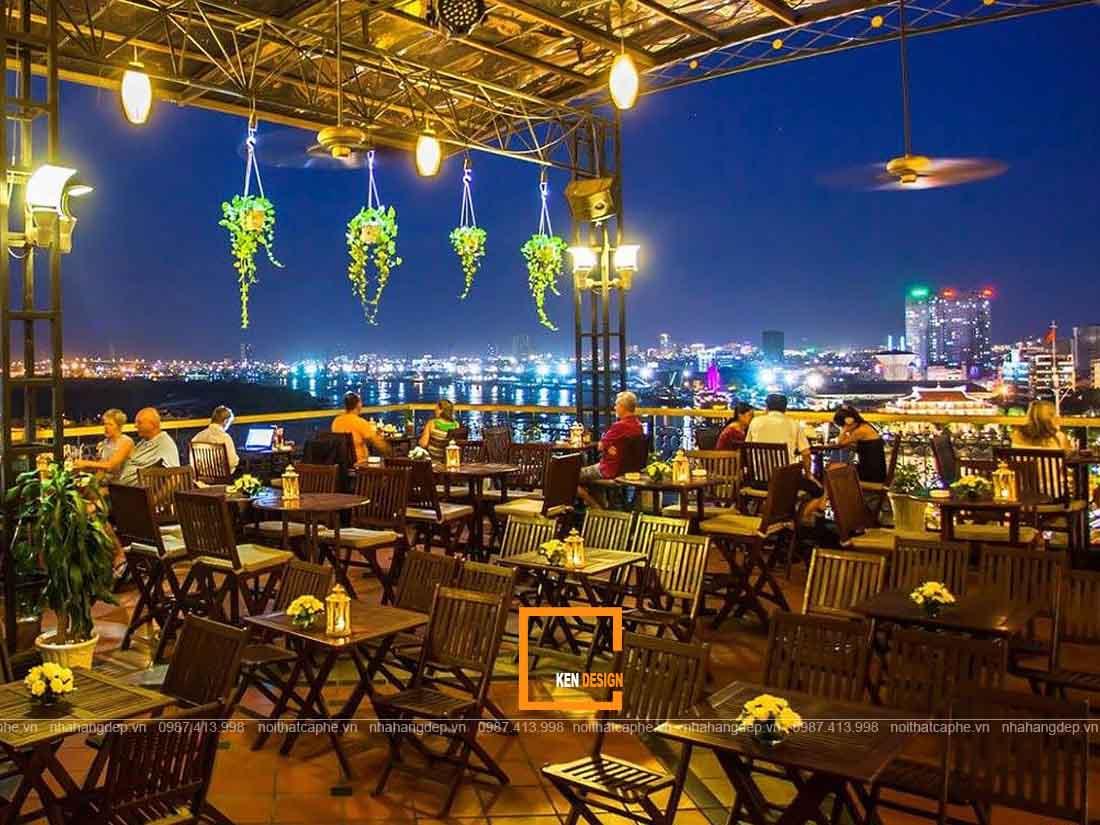 Thiết kế nhà hàng tại Hồ Chí Minh thu hút