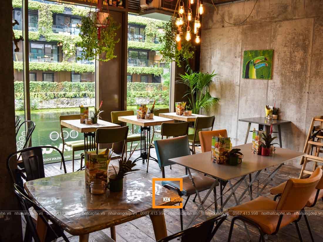 Thiết kế nhà hàng tại Nghệ An nhanh chóng