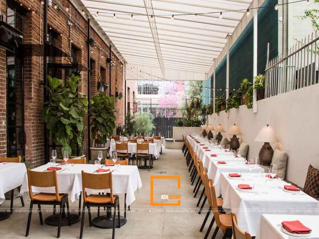 Hợp tác thiết kế nhà hàng tại Nghệ An cùng Ken Design