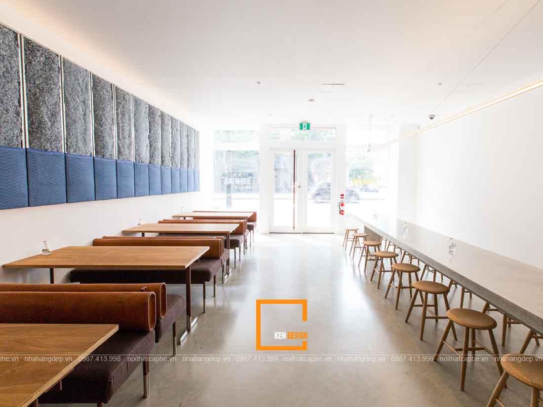 Thiết kế nhà hàng tại Nghệ An đơn giản