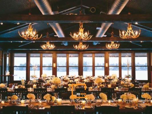 thiet ke nha hang tiec cuoi thu hut cac doi uyen uong 1 1 533x400 - Thiết kế nhà hàng tiệc cưới thu hút các đôi uyên ương