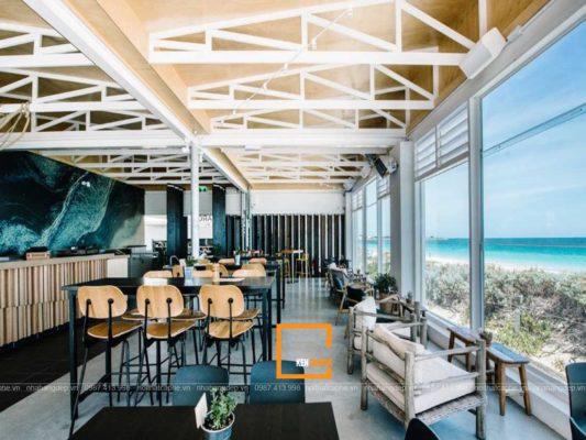tu van thiet ke nha hang hai san ven bien doc dao 1 533x400 - Tư vấn thiết kế nhà hàng hải sản ven biển độc đáo
