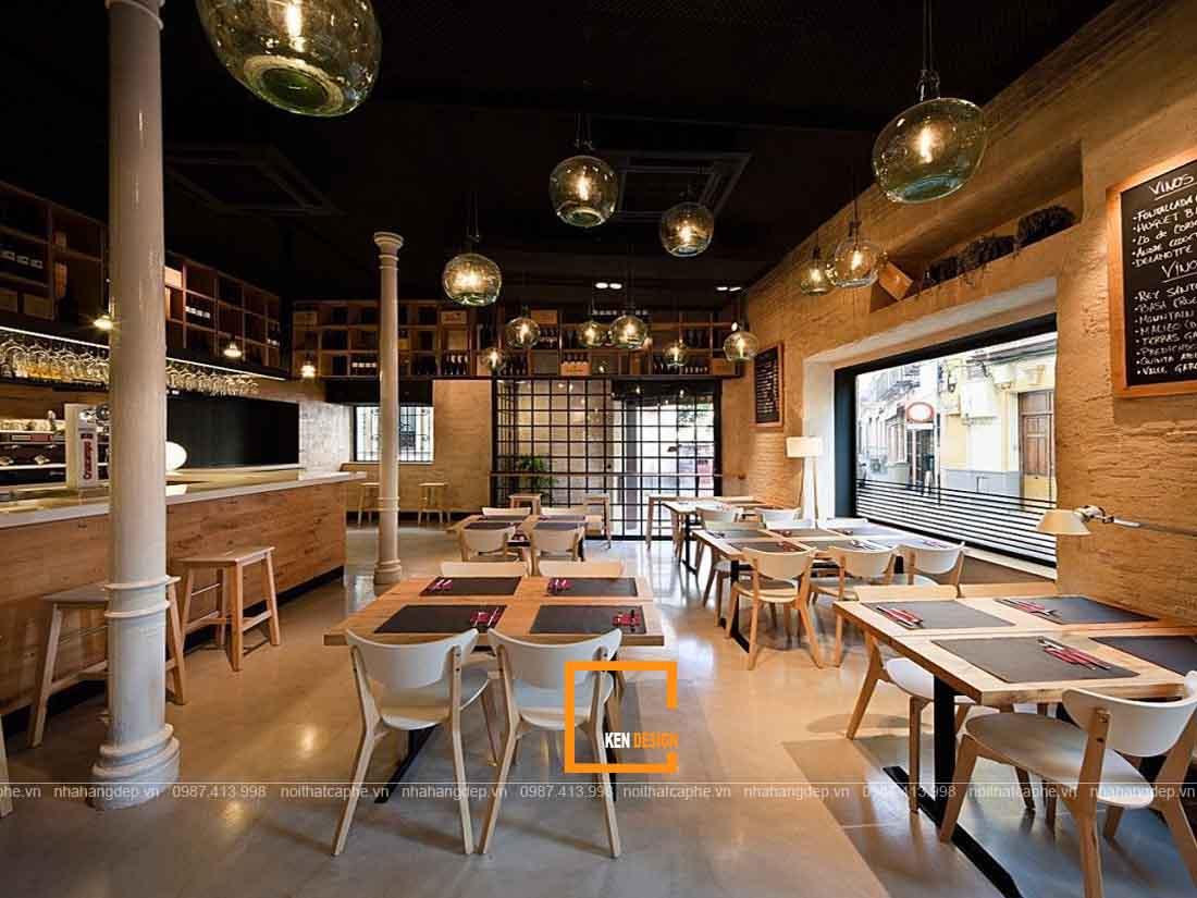 Liên hệ tư vấn thiết kế thi công nhà hàng trọn gói