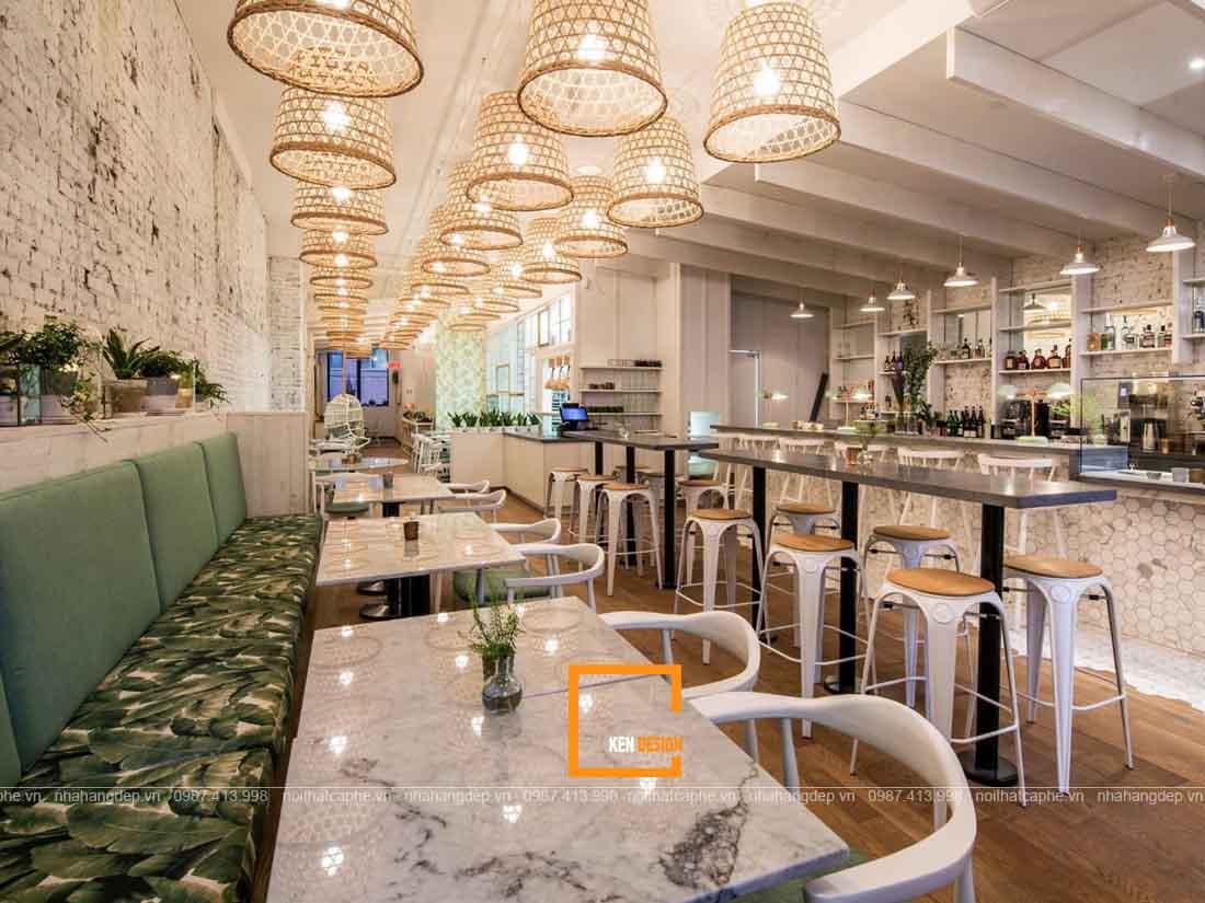 Tư vấn thiết kế thi công nhà hàng trọn gói chuẩn chỉnh
