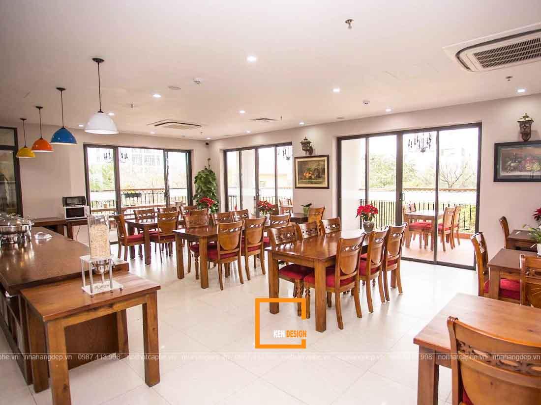 Để thiết kế nhà hàng tại Đà Nẵng trở nên hiệu quả?