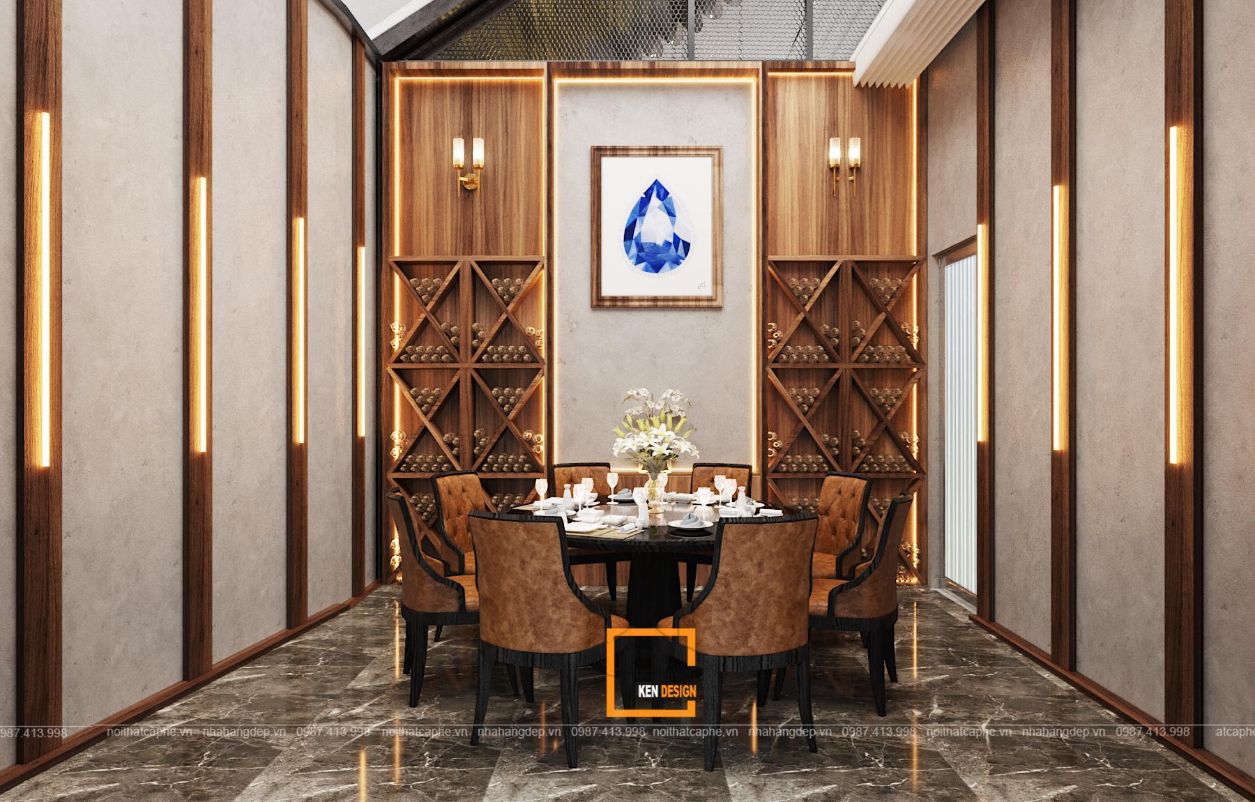 f82791c14770a12ef861 1 1 1 - Thiết kế nhà hàng Sapphire - sự kết hợp hoàn hảo giữa phong cách Industrial và Rustic
