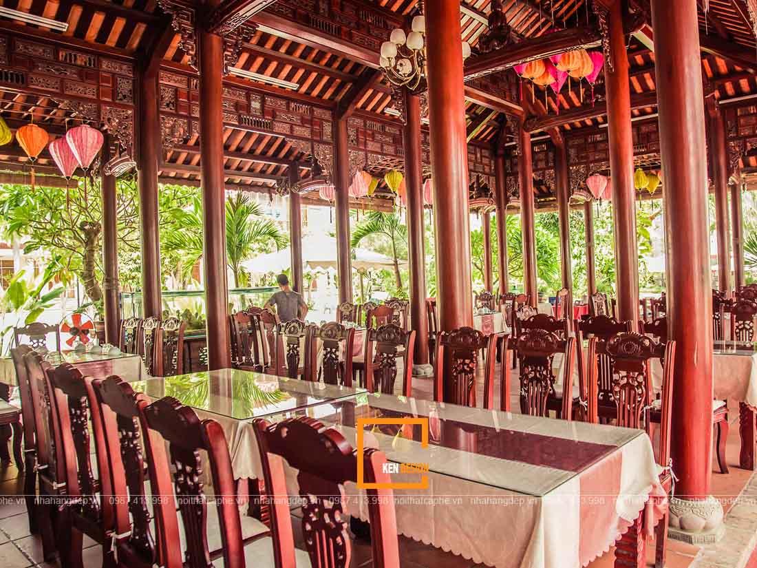 Thiết kế nhà hàng tại Đà Nẵng