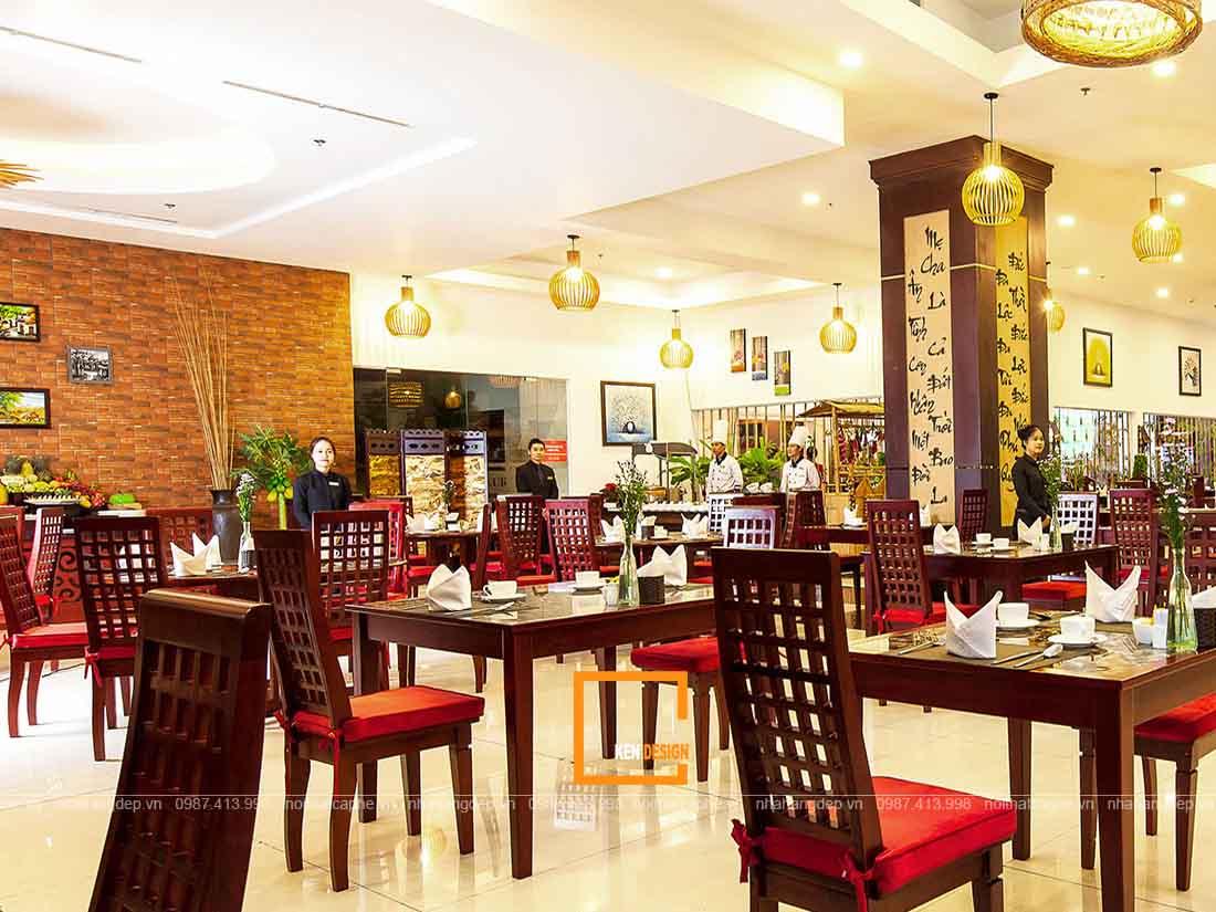 Tất tần tật về thiết kế nhà hàng tại Nghệ An