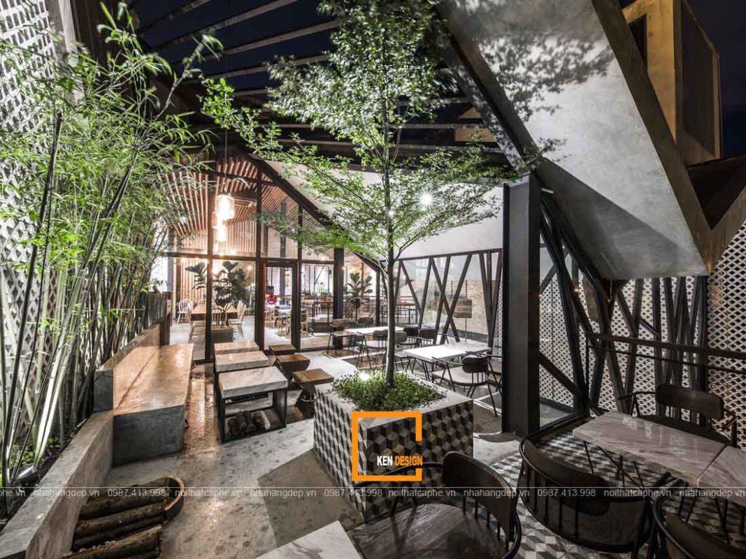 thi cong nha hang khung thep tai ha noi 1 1067x800 - Thi công nhà hàng khung thép tại Hà Nội