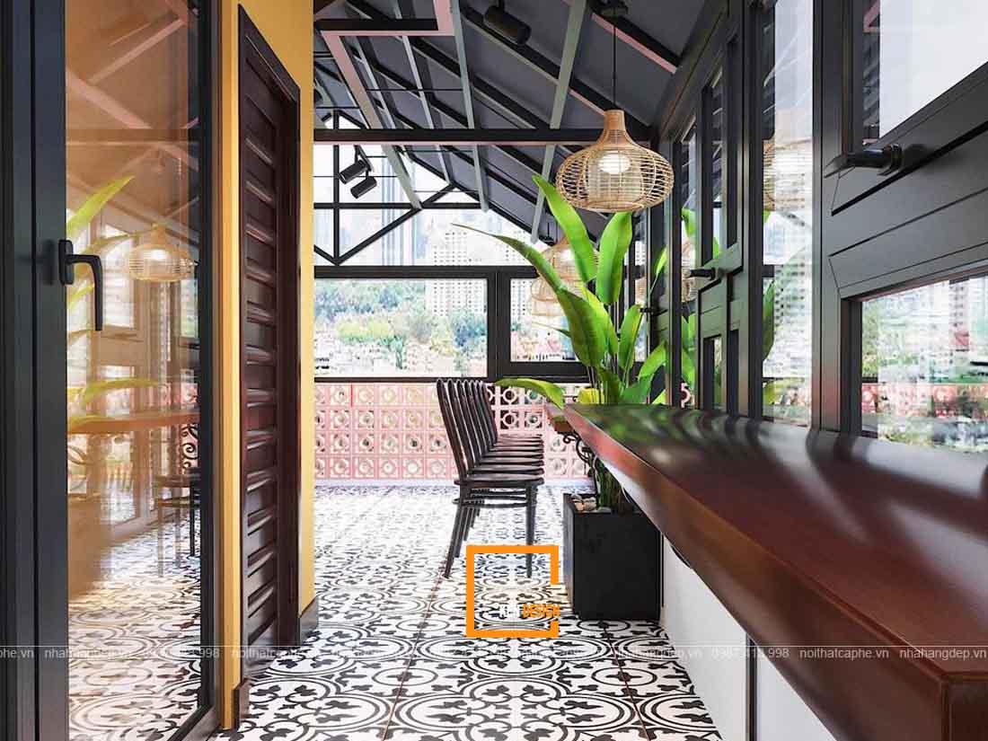 Thi công nhà hàng khung thép đẹp tại Hà Nội