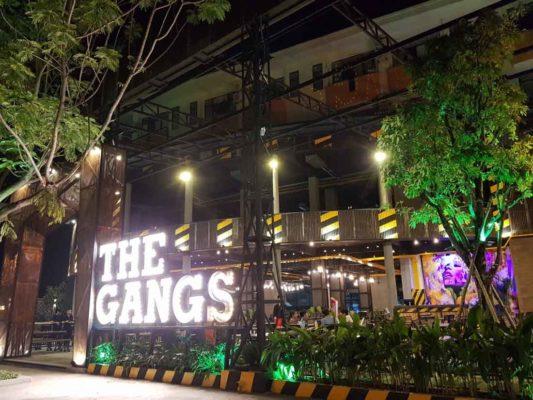 Thi Cong Nha Hang The Gangs