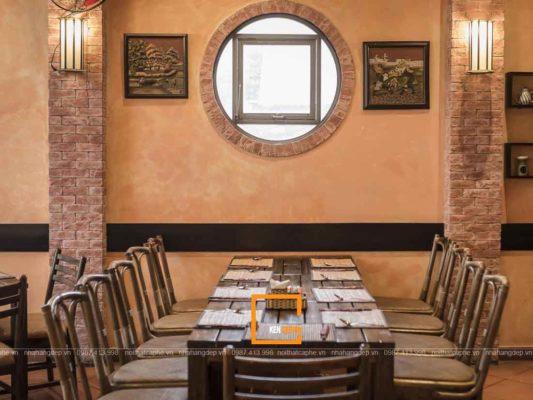 thi cong noi that nha hang tai ho chi minh chuyen nghiep 1 533x400 - Thi công nội thất nhà hàng tại Hồ Chí Minh chuyên nghiệp