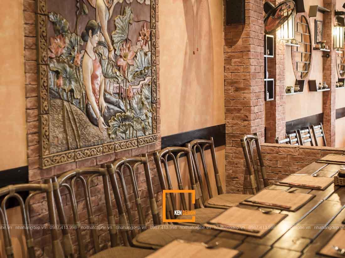 Thi công nội thất nhà hàng tại Hồ Chí Minh đẹp