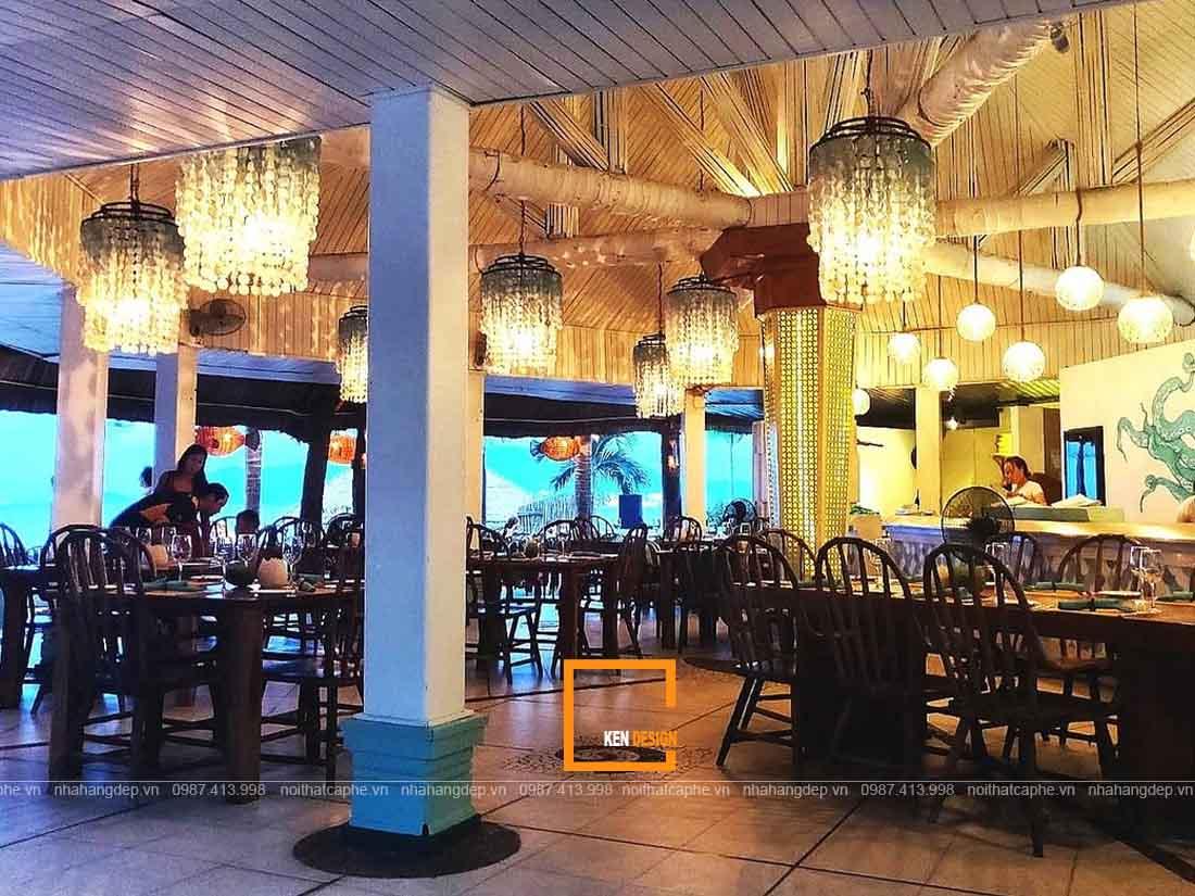 Hợp tác thiết kế thi công nội thất nhà hàng tại Hồ Chí Minh