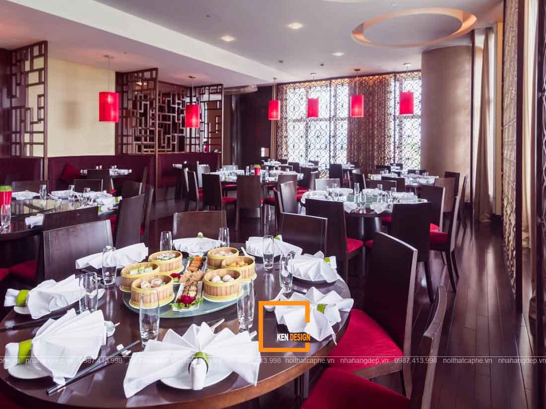 Tránh gặp các lỗi sai cơ bản khi thiết kế nhà hàng tại Đà Nẵng