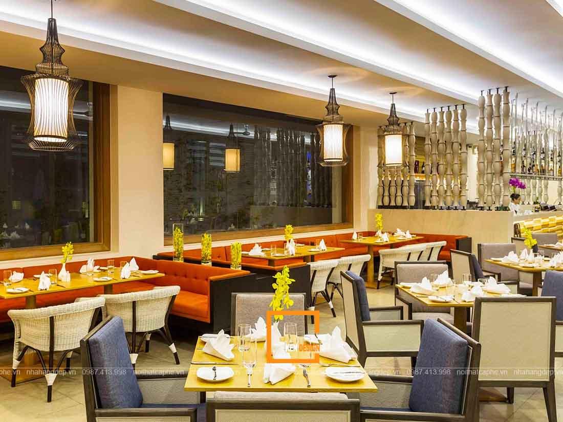 Hợp tác thiết kế nhà hàng tại Đà Nẵng cùng Ken Design