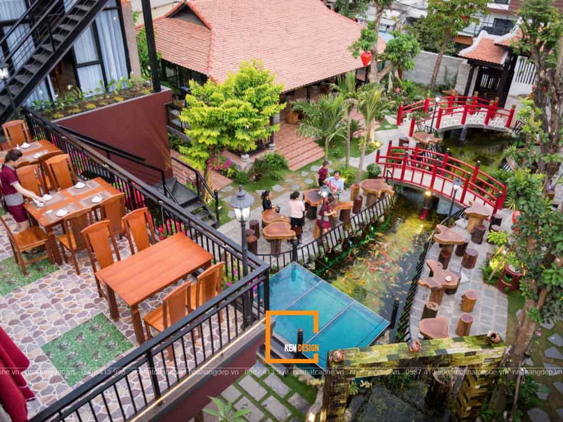 Hợp tác thiết kế nhà hàng tại Đà Nẵng