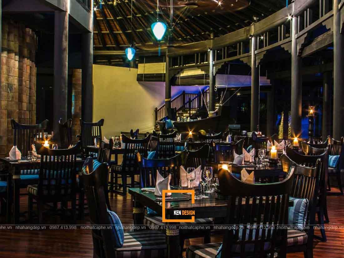 Lựa chọn phương pháp thiết kế nhà hàng tại Đà Nẵng phù hợp