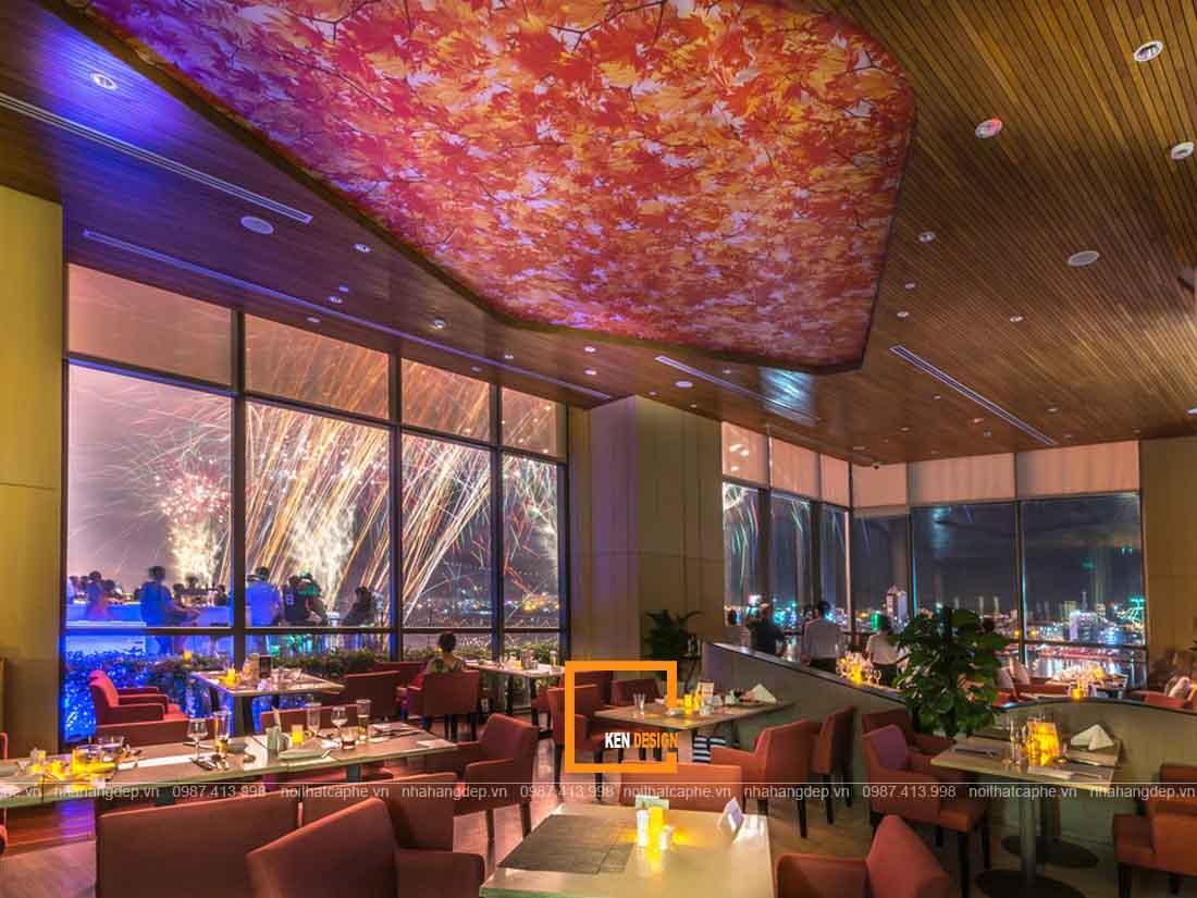 Thiết kế nhà hàng tại Đà Nẵng ấn tượng