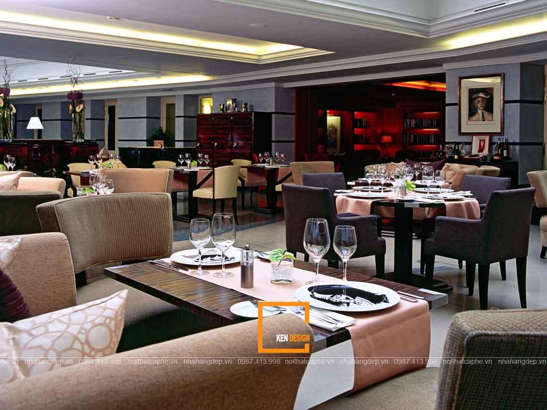 Thiết kế nhà hàng tại Hà Nội khó hay dễ?