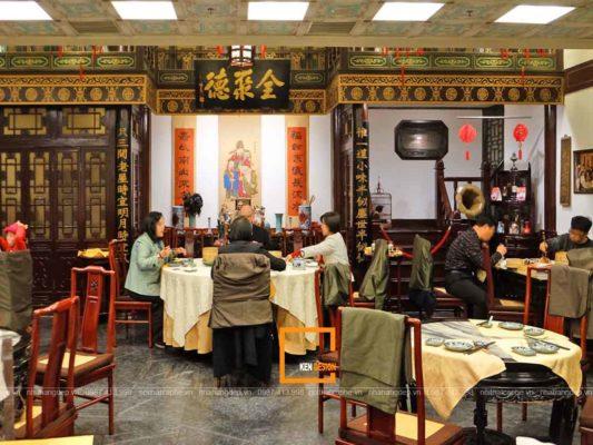 Thiet Ke Nha Hang Trung Quoc Voi Chat Lieu Go (1)