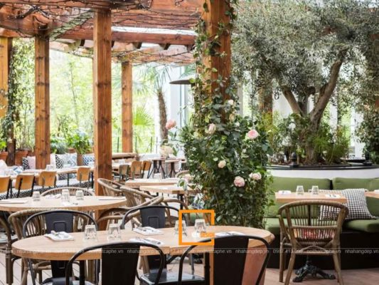 thiet ke thi cong nha hang chuyen nghiep 1 533x400 - Thiết kế thi công nhà hàng chuyên nghiệp