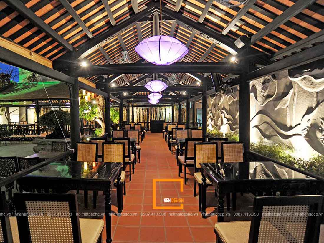 Thiết kế thi công nhà hàng trọn gói tại Đà Nẵng