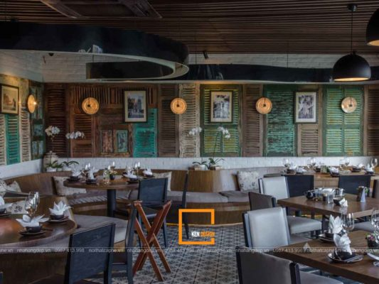 thiet ke thi cong nha hang tron goi tai ha noi 2 533x400 - Thiết kế thi công nhà hàng trọn gói tại Hà Nội