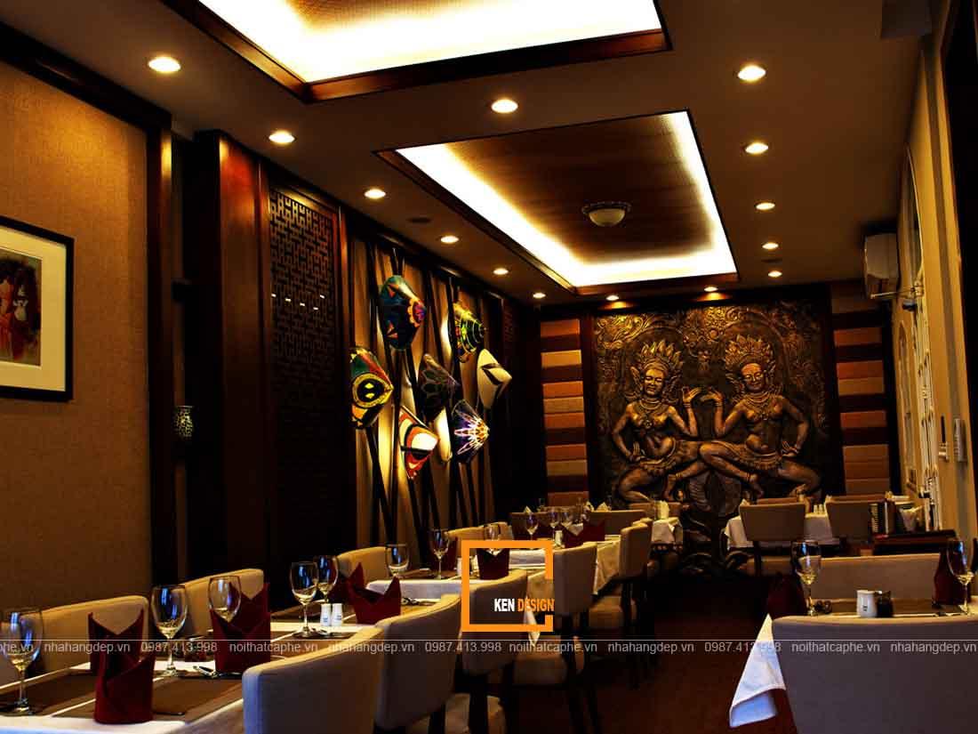 Hợp tác thi công nhà hàng trọn gói tại Hà Nội