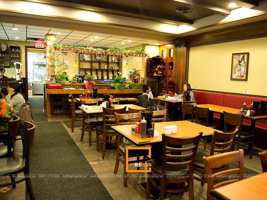 Tư vấn thiết kế nhà hàng tại Đà Nẵng