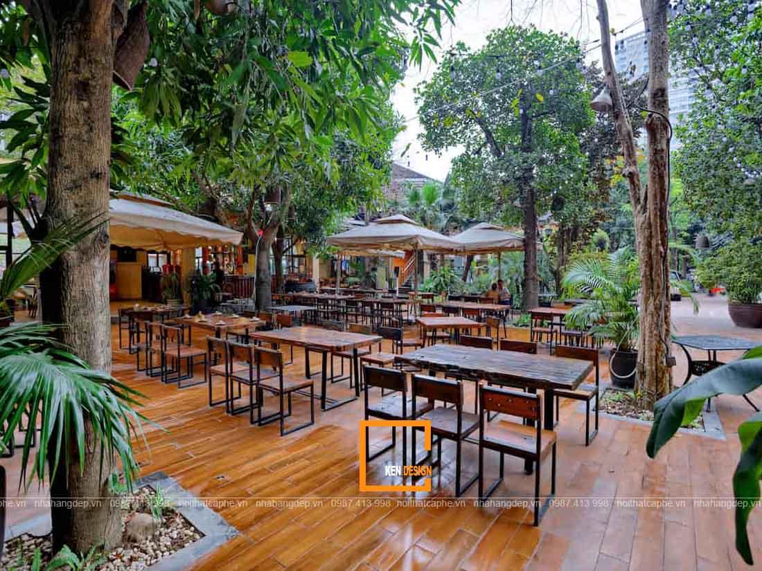 Thiet Ke Nha Hang San Vuon (2)