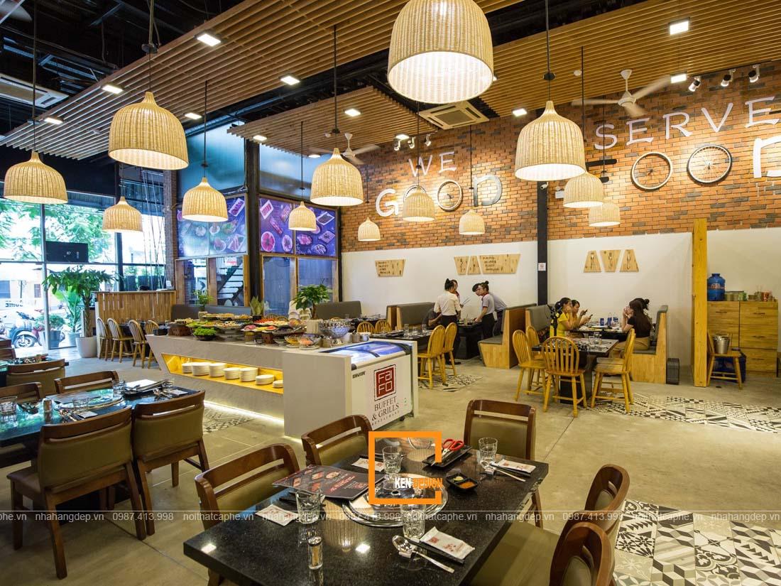 Thiet Ke Nha Hang Buffet Y Tuong Doc Dao Cuc Hut Khach (4)