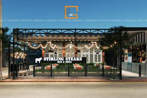 Thiet Ke Nha Hang Stirling Steaks Tai Ho Chi Minh 2