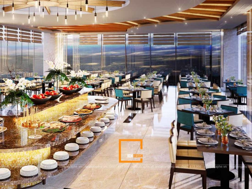 Thiet Ke Nha Hang Buffet Danh Cap Bi Quyet Tu Chuyen Gia (2)