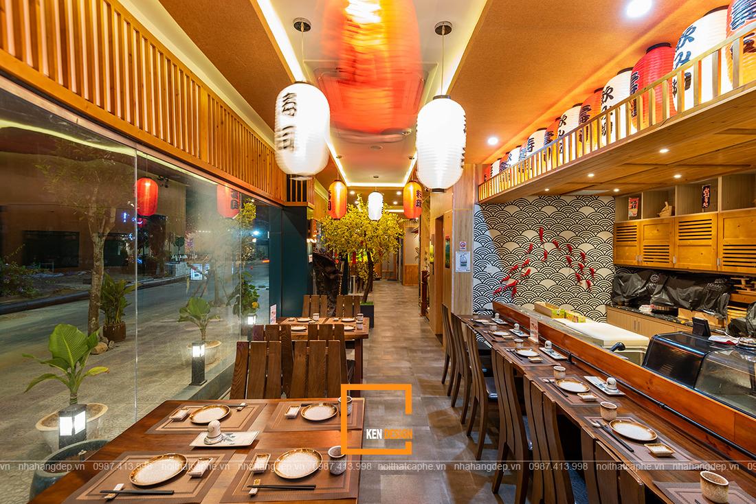 Thi Cong Nha Hang Sushi Sora Marturen (7)