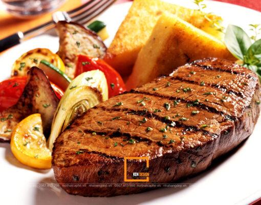 Thiet Ke Nha Hang Steak (7)