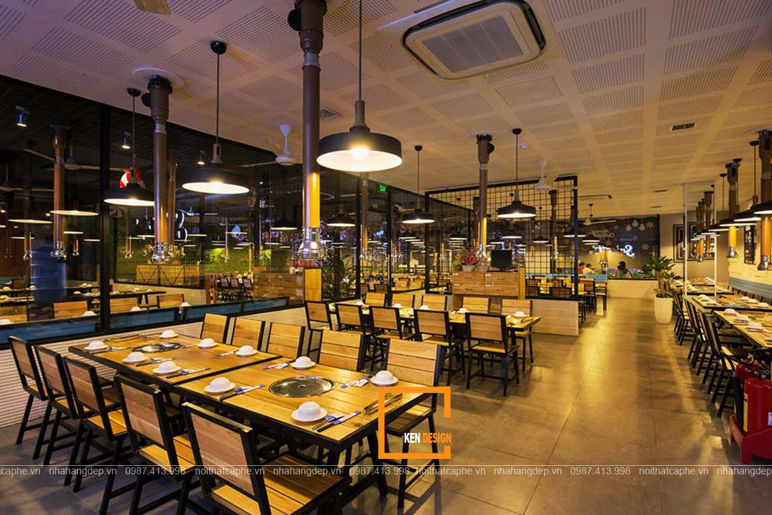Thiết kế không gian phù hợp với mọi khách hàng