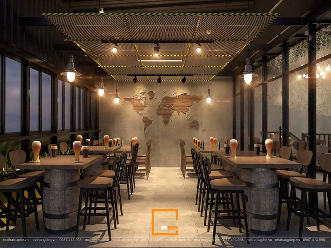 Thiet Ke Nha Hang Hubs 10